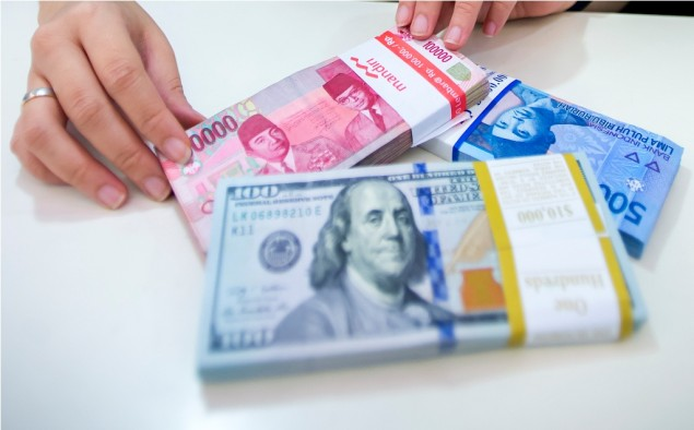 JISDOR Weakens to Rp13,118/USD