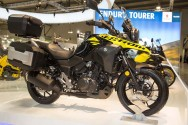 Debut V-Strom 250, Motor <i>Adventure Entry Level</i> Suzuki