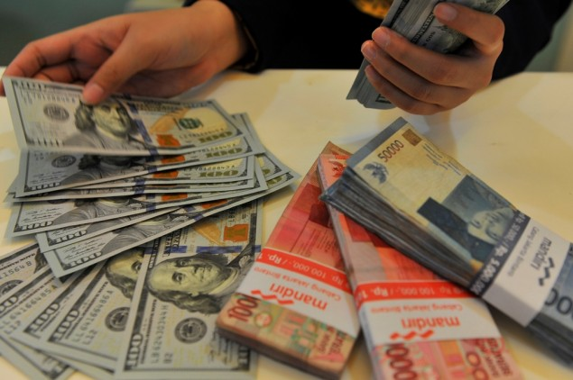 JISDOR Weakens to Rp13,350/USD