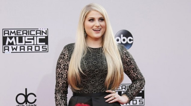 Meghan Trainor Terima Penghargaan dari Billboard Women in Music 2016