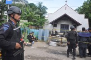Police Question 15 Over Church Attack