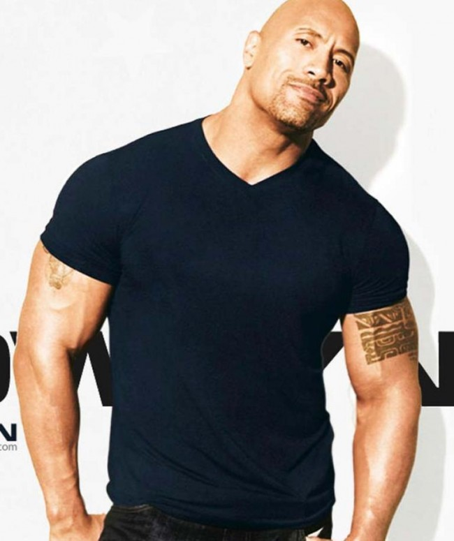 Dwayne Johnson Siap Maju ke Bursa Pilpres AS 2020