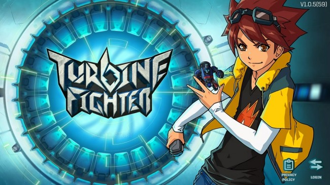 Turbine Fighter, Game Tarung Robot Anime di Android