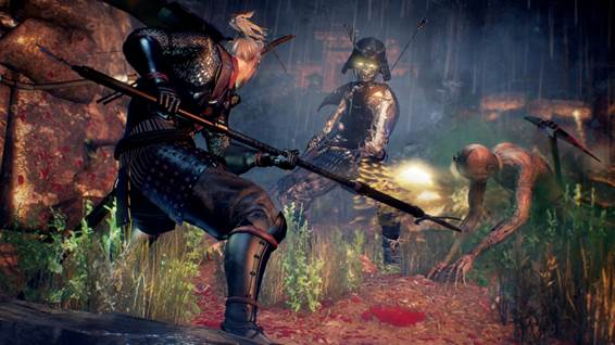 Game Eksklusif PS4 Nioh Siap Rilis Februari 2017