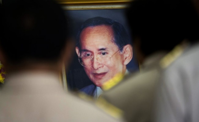 Raja Thailand akan Diberi Gelar 'Bhumibol the Great'