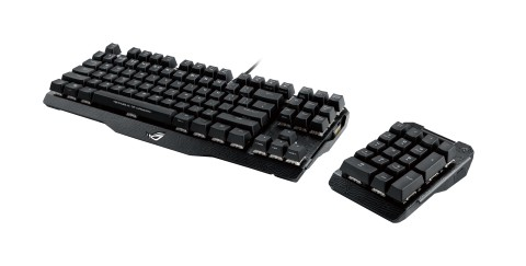 Keyboard Gaming ASUS ROG Claymore Bakal Sapa Gamer Indonesia