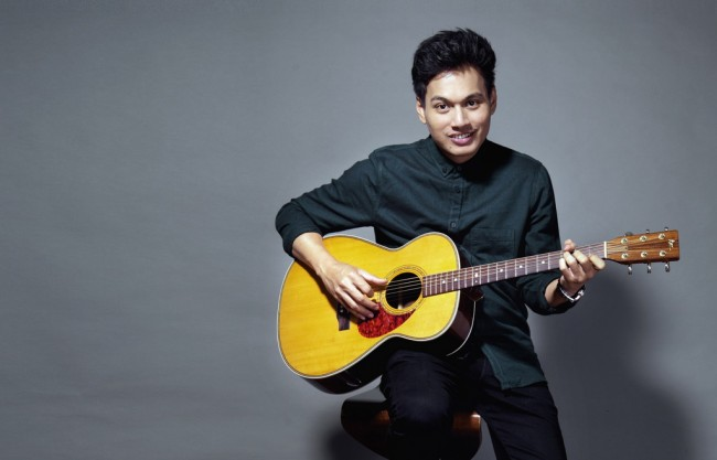 Rendy Pandugo dan Julukan 'John Mayer Indonesia'