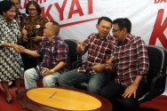 Groups Resisting Ahok-Djarot Organized