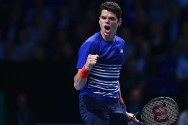 Raonic ke Semifinal ATP World Tour Finals