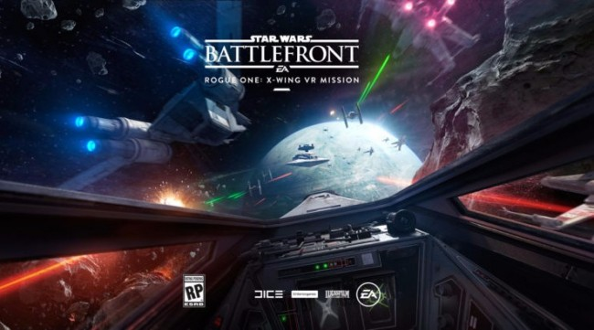 Star Wars Battlefront Rogue One: X-Wing VR Mission Hadir di PSVR Bulan Depan
