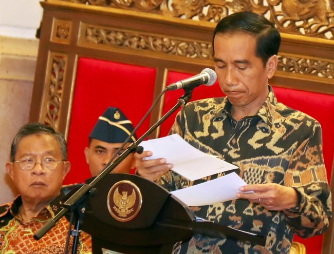 New Financial Inclusion Index at 36%, Jokowi Sets Ambitious Target
