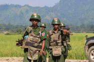 Indonesia Urges Myanmar to Restore Peace in Rakhine