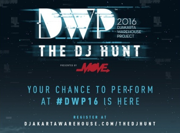 Lineup Final Djakarta Warehouse Project 2016