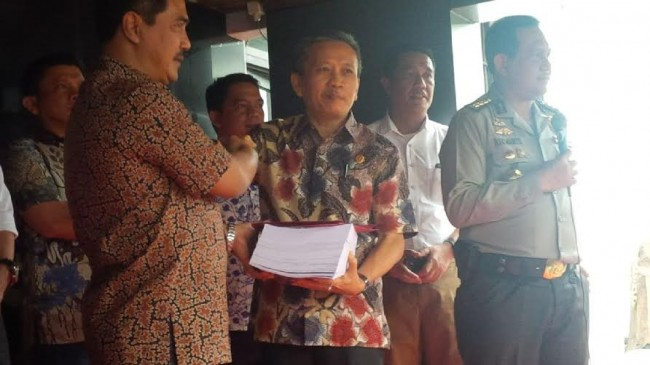AGO Receives Ahok's Case Dossier