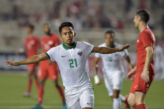 <i>Man of the Match</i>: Andik Vermansyah Aktor di Balik <i>Comeback</i> Hebat Indonesia