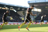 Saling Berbalas Gol pada Laga Burnley vs City