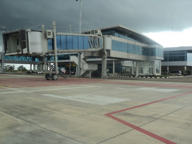 AP I to Expand Five Airports