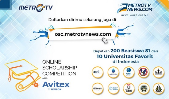 Peserta OSC With Avitex Jalani Final Tes, 5 Desember