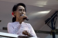 Foreign Ministry Confirms Aung San Suu Kyi's Visit Cancelation