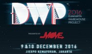 Djakarta Warehouse Project Rilis Album Kompilasi