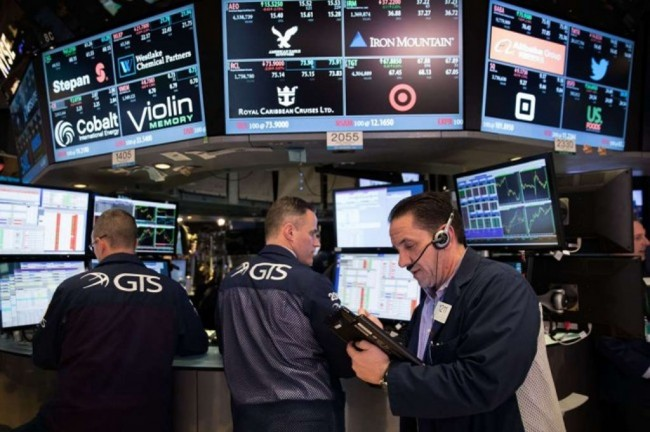 Wall Street Menguat Usai Laporan PDB AS Positif