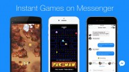 Facebook Messenger Pasang Instant Games