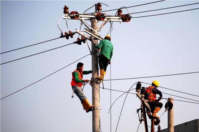 Gov't to Achieve Electrification Rate Target