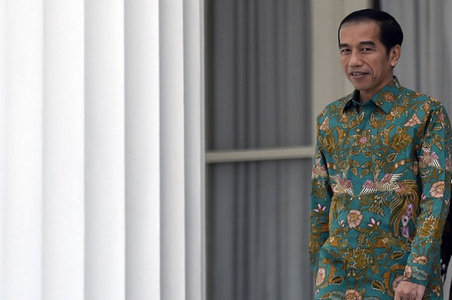 Jokowi Expects Peaceful Rally