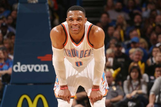 Westbrook Bawa Thunder Tekuk Wizards