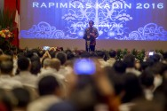 Political Issues Should Not Hamper Economy: Jokowi