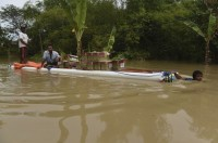 Floods Hit Bojonegoro and Tuban