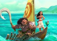 Moana Kembali Juarai Box Office