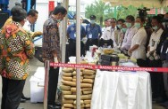 BNN Destroys 445 Kg of Meth at National Monument