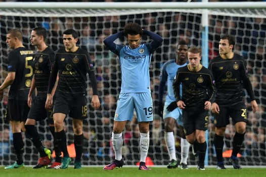 City Ditahan Imbang Celtic 1-1