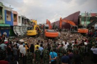 EU Offers Condolences Over Aceh Earthquake