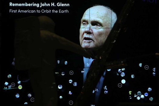 Astronot Legenda AS John Glenn Meninggal Dunia
