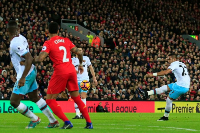 Data & Fakta Usai Liverpool Ditahan Imbang West Ham