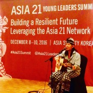 Robi Naviula jadi Delegasi Indonesia di Forum Asia 21 Young Leaders