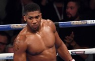 Anthony Joshua Tantang Klitschko pada April 2017