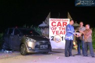 Indonesian Car of The Year, Pilih Sienta jadi yang Terbaik