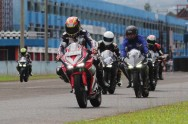 Komunitas <i>Bikers</i>, Geber All New CBR250RR di Sentul