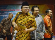 Oesman Sapta Odang Chosen As Hanura Chairman