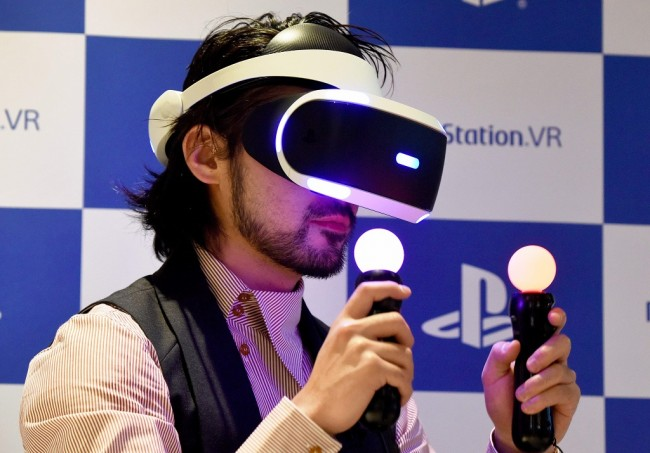PlayStation VR Kini Dukung YouTube
