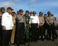 3500 Personnel to Guard Jakarta During Christmas and New Year Holidays