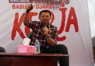 Ahok Eyes Young Voters