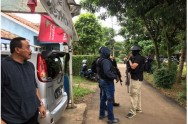 Police Move 4 Terror Suspects to Jakarta