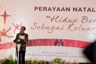 Jokowi to Attend Christmas Event in North Sulawesi