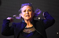 Carrie Fisher Meninggal, Bagaimana Nasib Princess Leia di Star Wars VIII?