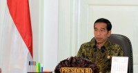 Jokowi Questions Hoaxes on Social Media
