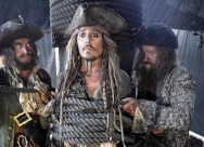 Jack Sparrow Diburu Hantu Para Pelaut di Pirates of The Caribbeans 5